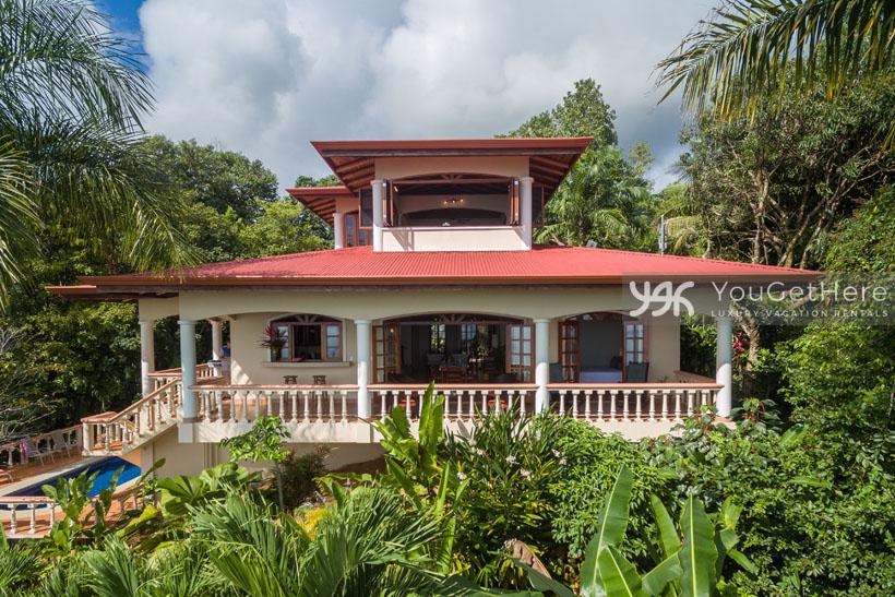 Ocean View Rentals-Dominical-Costa Rica-San-Martin-Mirador