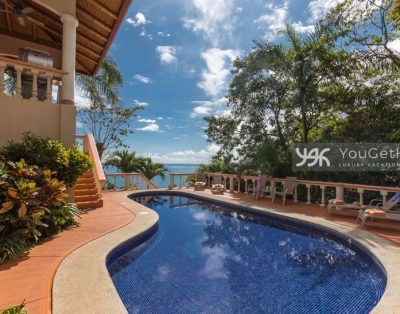 Luxury Rentals in Costa Rica - San Martin Mirador