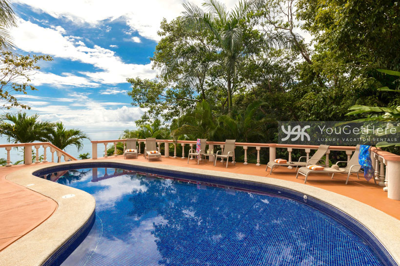 Vacation Home Rentals-Dominical-Costa Rica-San-Martin-Mirador
