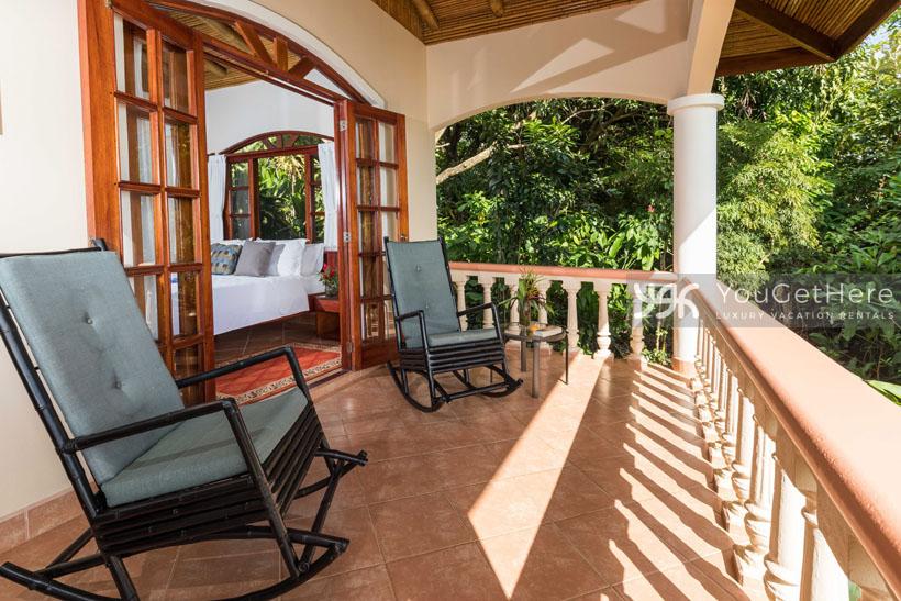 Villa Costa Rica-Dominical-Costa Rica-San-Martin-Mirador