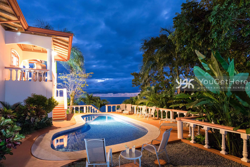 Villas in Costa Rica-Dominical-Costa Rica-San-Martin-Mirador