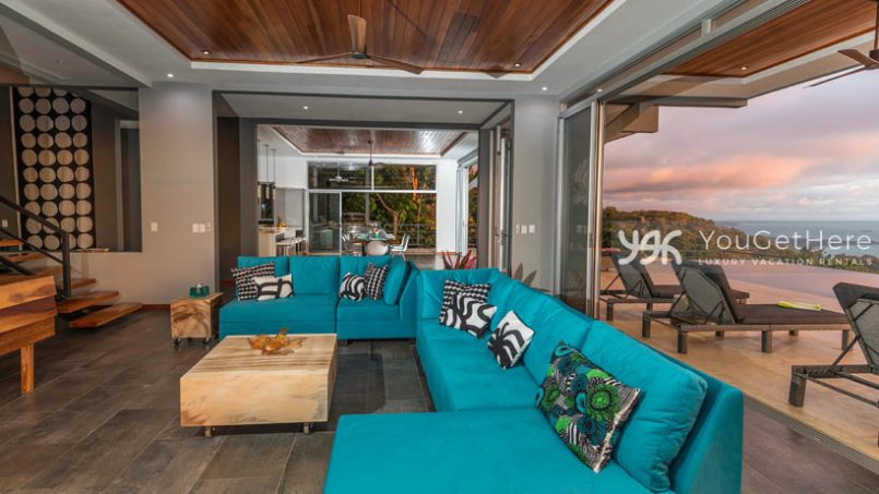 Costa-Rica-Beach-House-Rentals-Gema-Escondida-Dominical