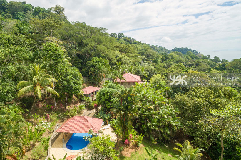 Vacation Home Rentals-Dominical-Costa Rica-Casa Pura Vida