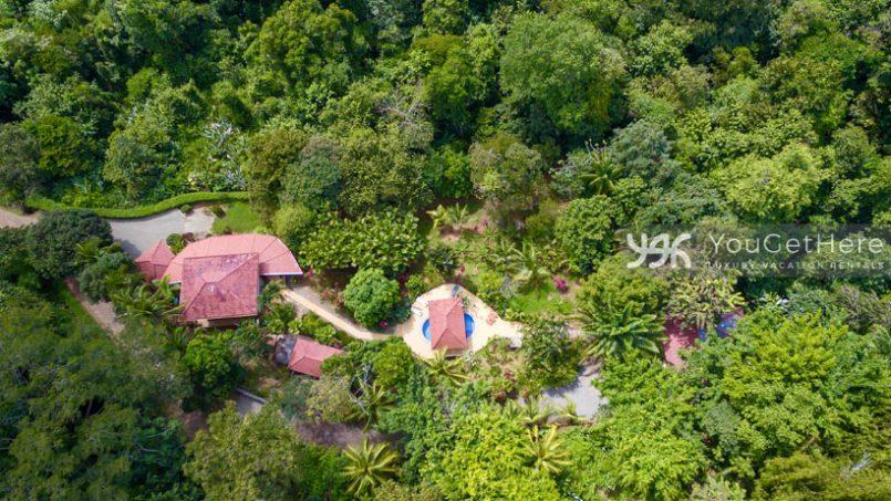 Holiday Rentals-Dominical-Costa Rica-Casa Pura Vida