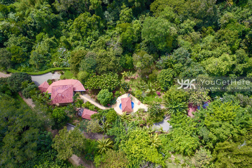 Holiday Rentals-Dominical-Costa Rica-Casa Pura Vida