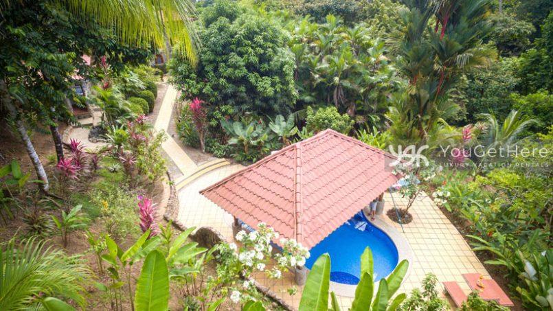 Vacation Rentals-Dominical-Costa Rica-Casa Pura Vida