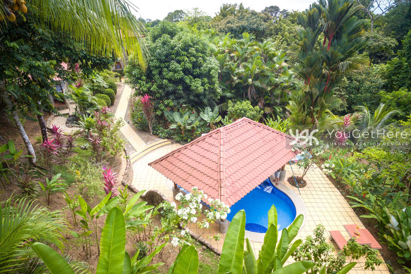 Vacation Rentals-Dominical-Costa Rica-Casa Pura Vida