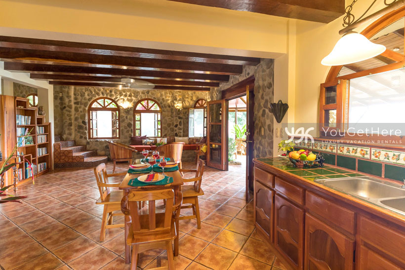Luxury Vacation Rental-Dominical-Costa Rica-Casa Pura Vida