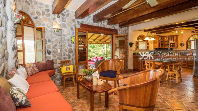 Luxury Villa-Dominical-Costa Rica-Casa Pura Vida