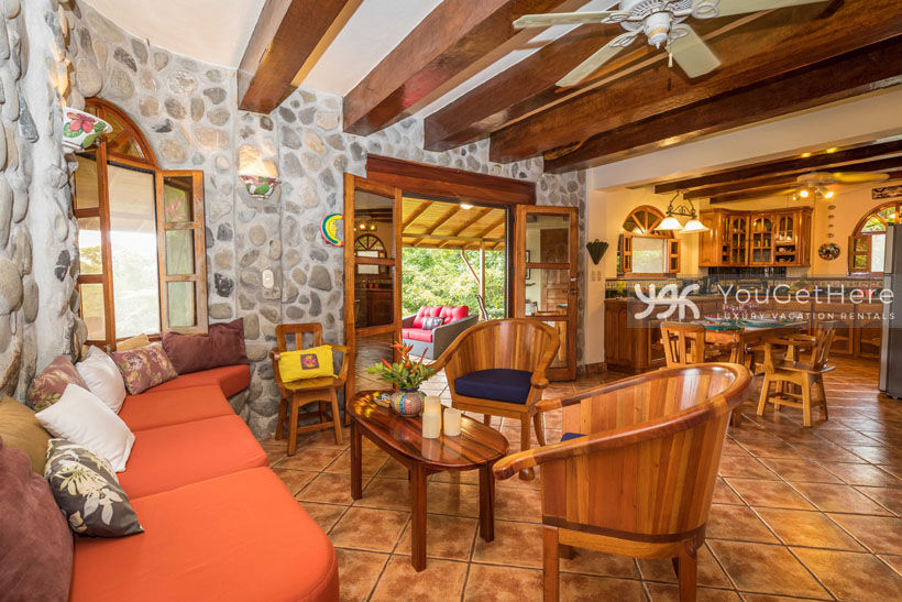Luxury Villa-Dominical-Costa Rica-Casa Pura Vida