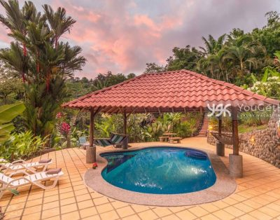 Villas in Costa Rica-Dominical-Costa Rica-Casa Pura Vida