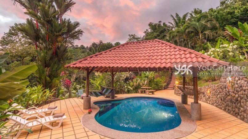 Villas in Costa Rica-Dominical-Costa Rica-Casa Pura Vida