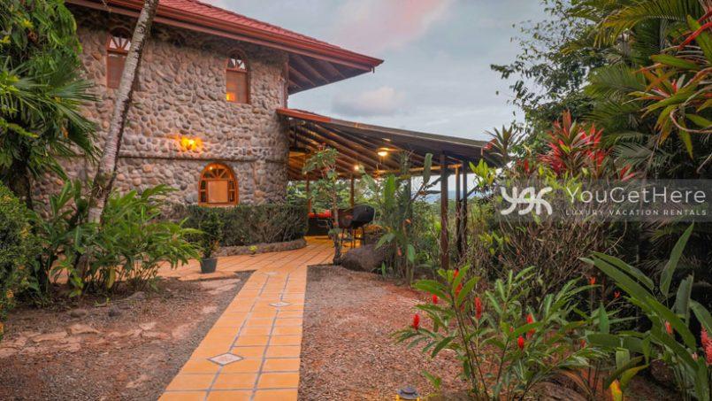 Costa Rica Beach House Rentals-Dominical-Costa Rica-Casa Pura Vida