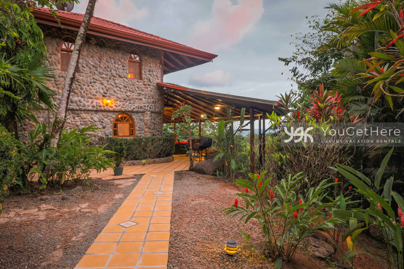 Costa Rica Beach House Rentals-Dominical-Costa Rica-Casa Pura Vida