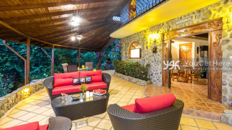 Costa rica luxury villas-Dominical-Costa Rica-Casa Pura Vida