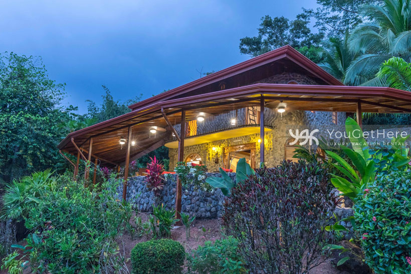 Villa Costa Rica-Dominical-Costa Rica-Casa Pura Vida