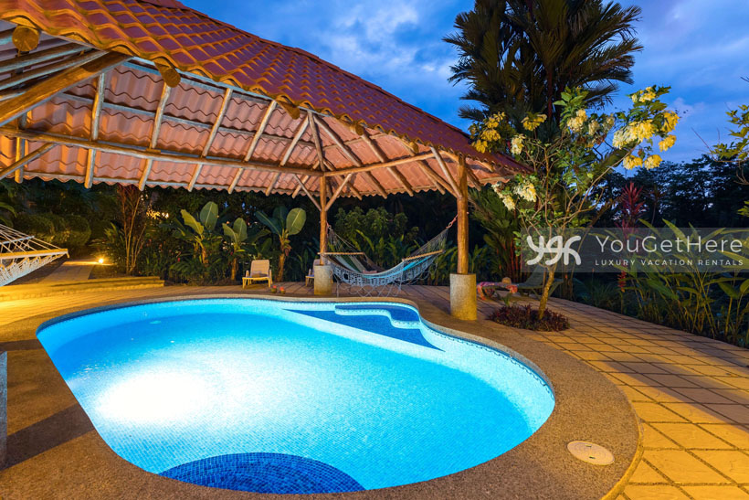 Private Rental Properties-Dominical-Costa Rica-Casa Pura Vida