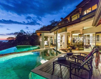 Luxury vacation rental in Uvita, Costa Rica- Jade House