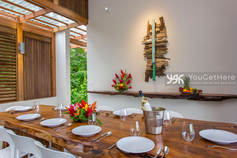 Home Rentals-Dominical-Costa Rica-Tres Perlas