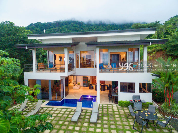 Vacation Home Rental Agency-Dominical-Costa Rica-Casa-Paraiso Encontrado