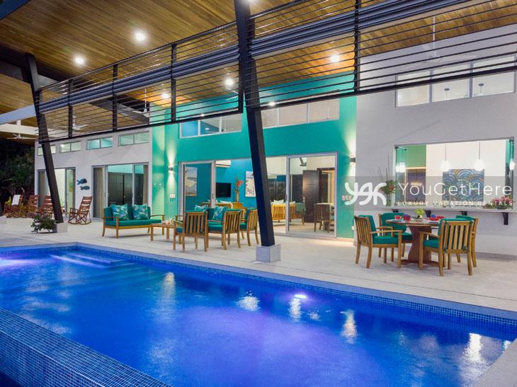 House-rentals-Costa Rica-Dominical-Uvita-Casa Koora-Ocean View