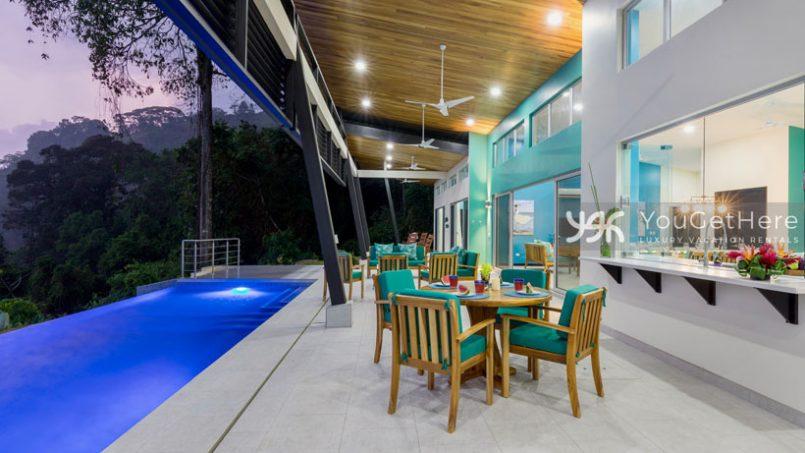 House rentals in Costa Rica Dominical, Uvita
