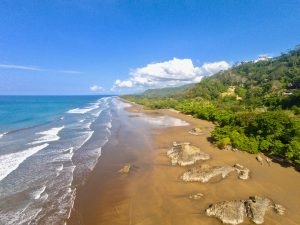 Beaches in Dominical Costa Rica